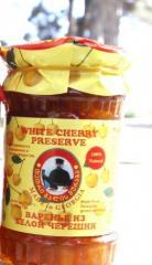 White Cherry Preserve