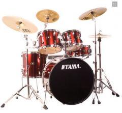 Tama Imperialstar 5 Piece Drum Set w/Hardware