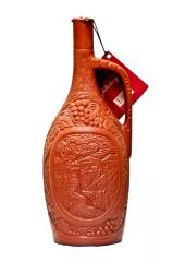 Dessigned ceramic special bottles with
