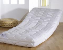 Semizonny antiallergic orthopedic mattress