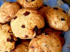 Raisin Cookies
