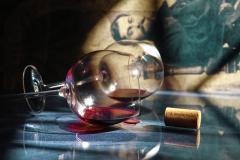 Вино красное Хванчкара.Khvanchkara Wine