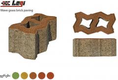 Curly Paving Tiles