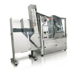 Automatic tube filler high speed