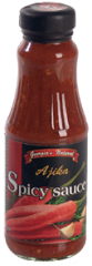 Red Spicy Chilly Sauce Ajika
