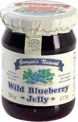 Wild Blueberry Jelly