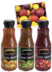 Plum Sauce Tkemali