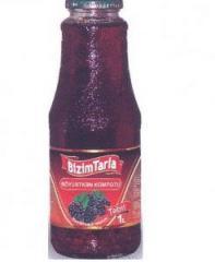 Compote Bizim tarla blackberry