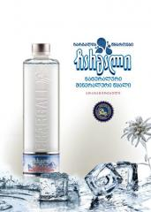 """Грузинская минеральная вода """"Chargali"""