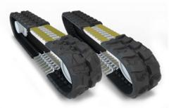 Rubber Tracks For Excavators