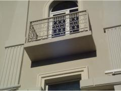 Balcony design in tbilisi online-store iron art, ltd buy bal.