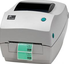 Bar Code Printer Zebra TLP2844