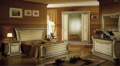 Golden Bedrooms
