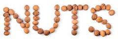 Dried Nuts. Сушеные орехи.