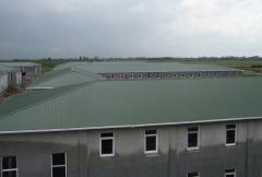 Panouri pentru acoperis