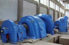 Turbinas hidráulicas