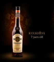 Georgian Brandy Kolkhida