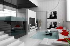 Acryl Furniture Production