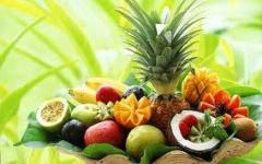 Tropic Fruits