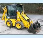 JCB 1 CX  Excavator - handlers