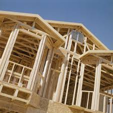 Construction wooden frames