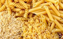 Pasta - Import