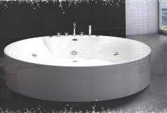 Spa bathtubs round