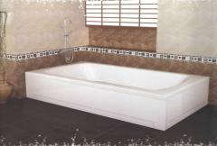 Squire bathtub white