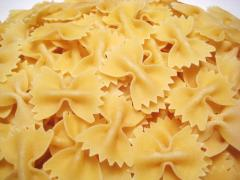 Pasta Product.
