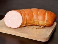 Cooked sausage Sinyuga