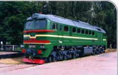 Mainline locomotive