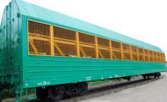 Boxcars MODEL 11-287