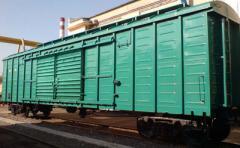 Boxcars, MODEL 11-280