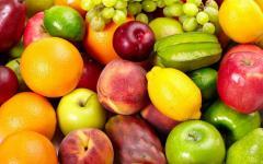 Georgian Fruits