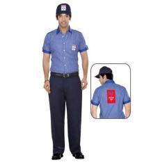 Special uniforms in order