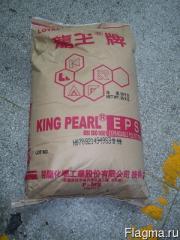 EPS, expandable polystyrene, ПСВ, Полистирол вспенивающийся