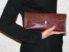 Handmade leather