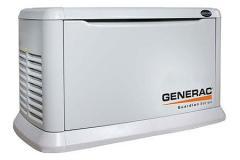 Электрогенератор газовый GENERAC 8 кВт, пр-во США
