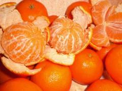 Концентрированный мандариновый сок
