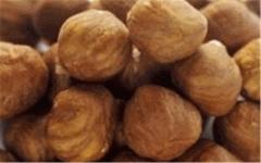 Производство очищенных ядер фундука и потрескавшихся орехов