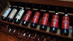 Вино разных сортов из Грузии