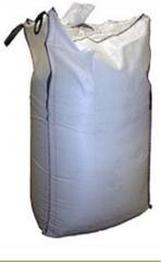 Упаковка - полипропиленовые мешки биг-бэги емкость 1000 кг для транспортировки фундука