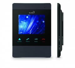 """Домофон 4"""" аналоговый со встроенной памятью Slinex SM-04M"""