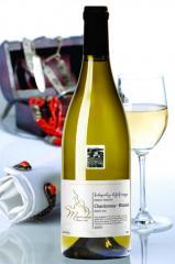 CHARDONNAY-RKATSITELI white dry wine