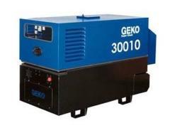 Дизель генератор GEKO - 30010 ED-S/DEDA SS