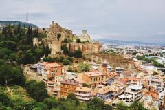 Discover beauty of Georgia