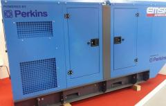 Электрогенератор дизельный EMSA EN22 17.6kW / გენერატორი დიზელზე EMSA EN22 17.6kW