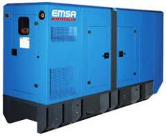 Электрогенератор дизельный EMSA EN30 24kW / გენერატორი დიზელზე EMSA EN22 17.6kW