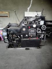 Офсетная печатная машина HAIDELBERG KORD  46*64