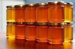Грузинский натуральный мёд(липы)